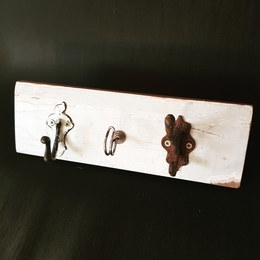 Distressed Coat Hook